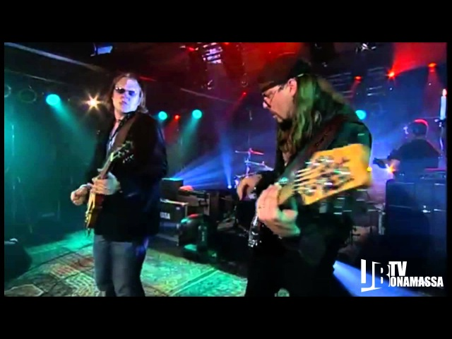 Joe Bonamassa A New Day Yesterday Live at Rockpalast 2000