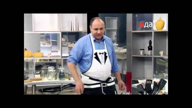 Свиная рулька запеченная в духовке тушеная кислая капуста рецепт от шеф-повара Илья Лазерсон