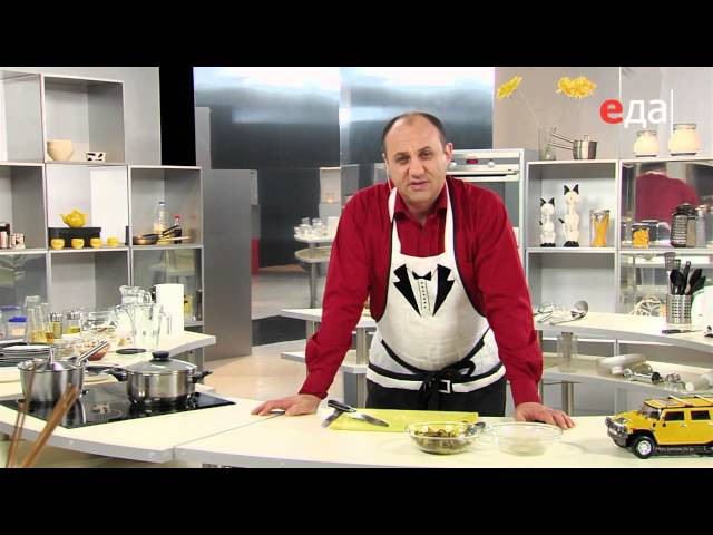 Рецепт солянки | Обед безбрачия с Ильей Лазерсоном