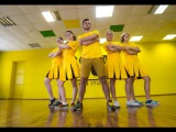 FlashMob 300 танцевальных движений Major Lazer Feat. M