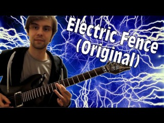 Piotr Galiński - Electric Fence (Original Song)