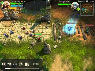 Heroes of Order Chaos - Paladin Grandmaster Lut'Hiran's 200m Ultimate Rush of Rage