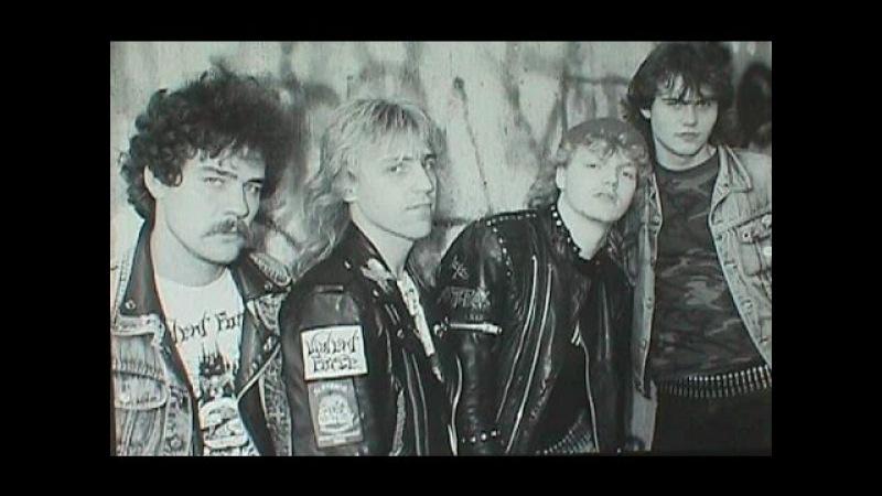 Violent Force - Malevolent Assault of Tomorrow (Full album 1987)