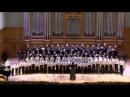 The Cherubic Hymn, unknown Russian composer/Херувимская песнь, неизвестный русский композитор