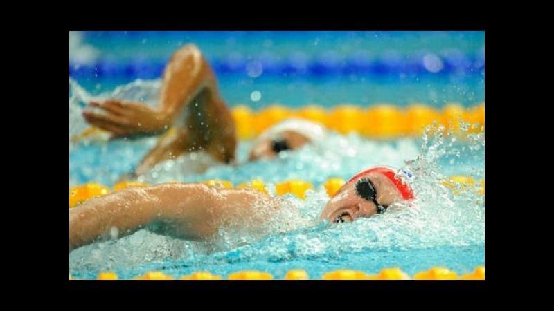 Triathlon Training for the swim