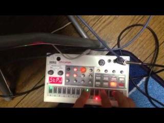 korg volca sample breakbeats demo