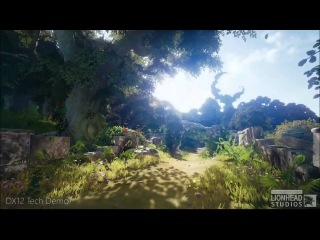 DirectX 12: Unreal Engine 4 Techdemo - Fable Legends