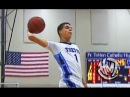 Michael Porter Jr Coasts With 6 Dunks In An Easy Win! 16 Years Old