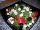 Простые рецепты, греческий салат