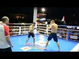 Ярослав Амосов Vs. Шамиль Завуров, Раунд 1. 82 кг.