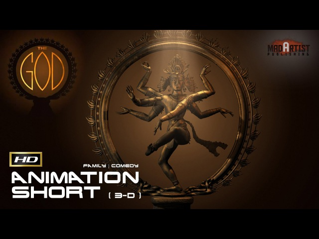 **OSCAR NOMINATED** Stop Motion Animated Film THE GOD THE FLY by Konstantin Bronzit