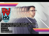 Nu:Tone, Logistics & Other Echoes Live from DJ Mag HQ!
