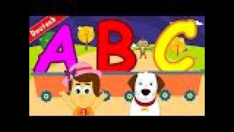ABC Alphabet Song | Nursery Rhymes – German (Deutsch Kinder Lied)