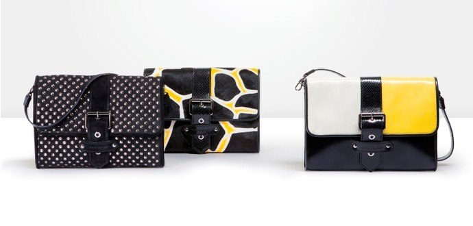 Кейт Мосс начиная с 2006 года сотрудничает с французским брендом Longchamp. Этот союз один из самых длительных в истории моды. С 2010 года модель стала соавтором бренда.