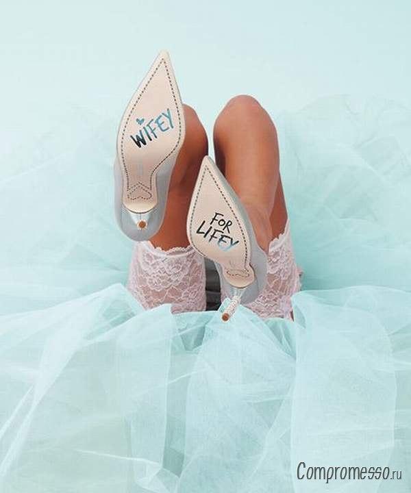 Необычный дизайн обуви от Софии известен всему миру.