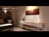 Реализация дизайн-проекта однокомнатной квартиры.