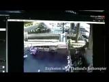 Взрыв в Бангкоке у пирса Саторн 18.08.15