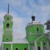 Храм прп. Саввы Сторожевского в мкр. Заря