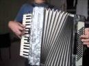 Уроки простой игры на аккордеоне с БГ часть 1