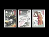 Звёздные войны  в стиле традиционных японских гравюр укиё-э