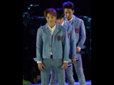 @chankaitv on Instagram 151009 #EXO #Kai @ One K Concert   graceful ghost  that smile of him