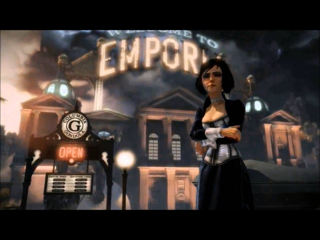 Bioshock: Infinite Tribute - Beast of America