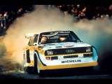 Rally Group B Film - The WRC BOYS - THE LEGENDS - Walter R