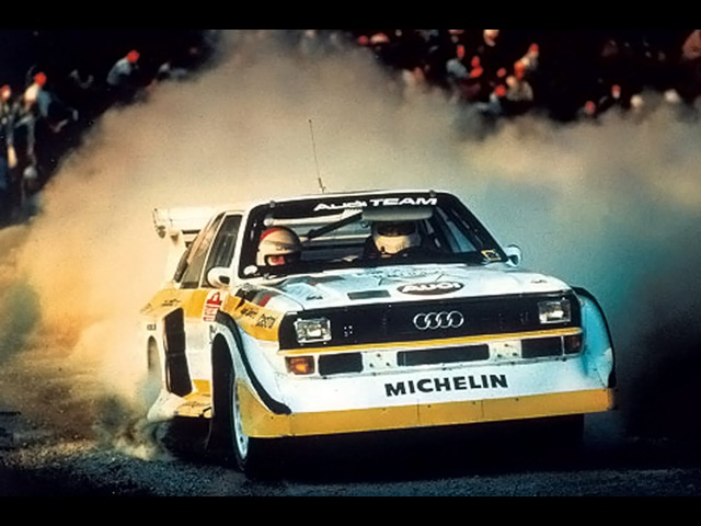 Rally Group B Film - The WRC BOYS - THE LEGENDS - Walter Röhrl -THE TRIBUTE