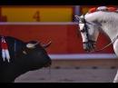 Лошадь за 3000000 млн долларов ! Коррида с быком !