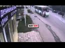 Водитель автобуса сбил трех девушек - школьниц  18+