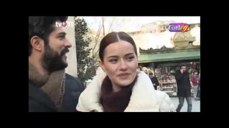 Aşk Sana Benzer Bakü'de | Fahriye Evcen Burak Özçivit | tvem