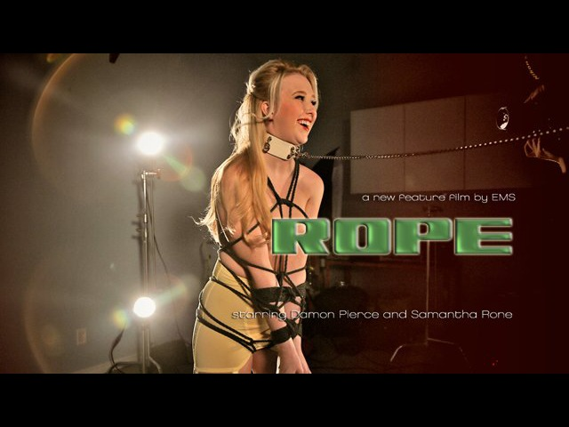 ROPE : THE FILM BY EMS : FEATURING SAMANTHA RONE : SCENE 14