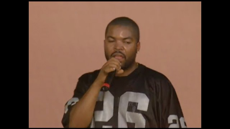 Ice Cube - It Was A Good Day - 7/24/1999 - Woodstock 99 West Stage (Official)