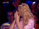 Je Taime Letty Letitia Roman a lasat Juriul In Lacrimi la Next Star Finala De Popularitate