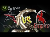 [Dota2]Frankfurt Major:Team Empire vs Stark.gg(game1) Europe Qualifier