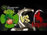 [Dota2] Frankfurt Major 2015:Team Empire vs 4 Clovers & Lepricon Europe Qualifier(битва за роху)