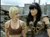 Xena - Backstage (Amphipolis Under Siege)