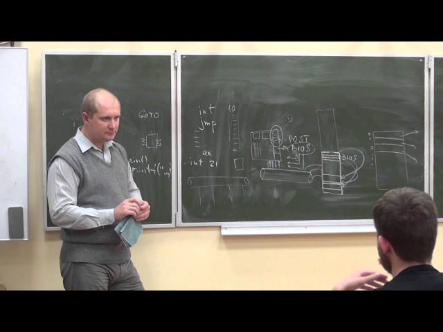 Лекция 2   Архитектура ЭВМ и основы ОС   Кирилл Кринкин   CSC   Лекториум