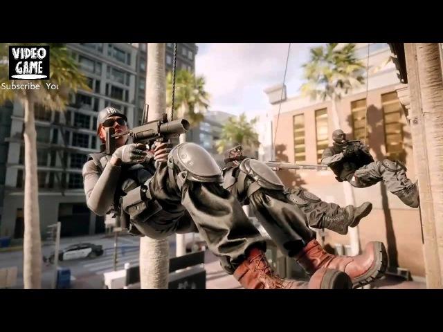 Tom Clancy's Rainbow Six Siege Trailer (2015)
