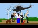 РОССИЯ,УКРАИНА ,США - УГАРНЫЙ МУЛЬТИК НА ГАЗОВУЮ ТЕМУ