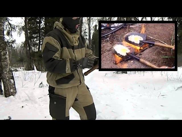 Саперная лопатка МПЛ50 Малая Пехотная Лопата Про во СССР