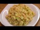 Рыбный салат из сёмги и риса - праздничный рецепт / Fish salad with salmon and rice ♡ Engbtitles