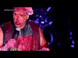 Rammstein - Mein Teil (Hurricane Festival 2013)