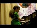 V. Kutuzova 11yo Scarlatti,Liszt,Debussi,Scriabin,Rachmaninov