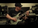 THREAT SIGNAL Face The Day Guitar Demo w Chris Feener OFFICIAL VIDEO