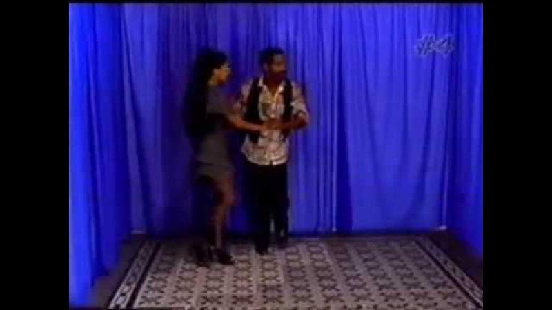Видео-уроки сальсы от кубинцев - Salsa a la Cubana, часть 3