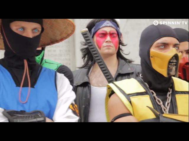 Pep Rash - Fatality (Quintino Edit) [Official Music Video]