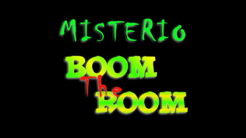 Misterio - Boom The Room (Live@Clubzal)