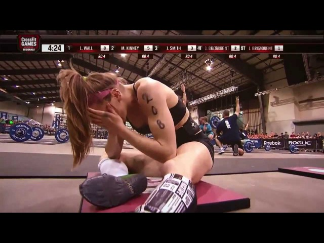 Lindy Barber   A Crossfit Story