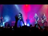 Deuce - Nightmare (Live version w lyrics)